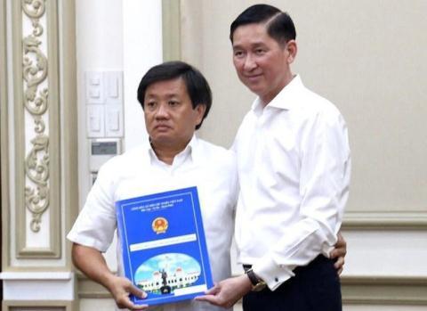 Ong Doan Ngoc Hai khong hop tac xin nghi: 'Chuyen thuong thoi...'