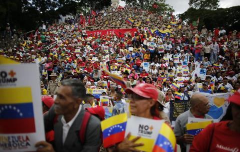Nga chi thang tieu chuan kep My o Venezuela