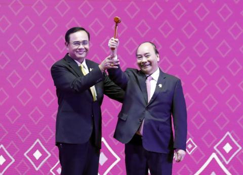 Viet Nam tiep nhan vai tro Chu tich ASEAN 2020