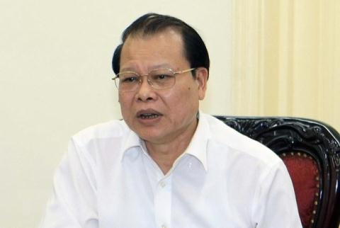 Ky luat canh cao nguyen Pho Thu tuong Vu Van Ninh