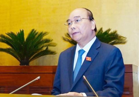 Thu tuong: Kinh te tu chu, khong khoan nhuong tham nhung