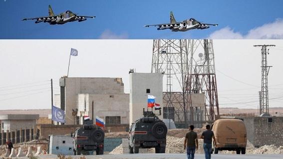 Nga khóa chặt cả bầu trời, mặt đất phía bắc Syria