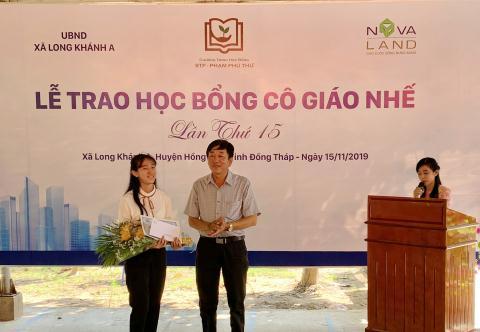 Hoc bong co giao Nhe-Hanh trinh 15 nam 'Chap canh uoc mo'