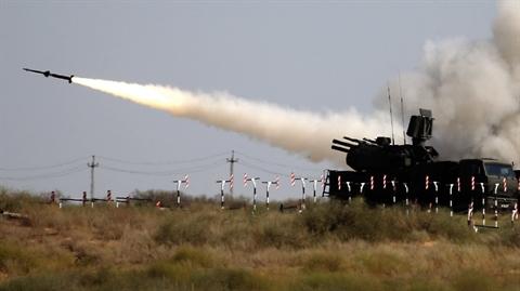 Israel pha huy cung lucnhieu to hop phong khongSyria?