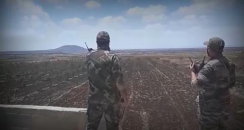 Nga cap sieu phao, SAA pha the bi o Idlib