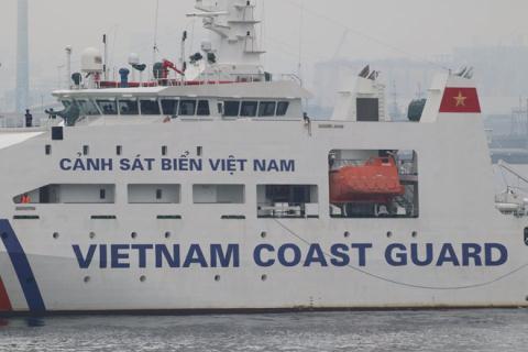 Tau CSB toi tan nhat Viet Nam cap cang Nhat Ban