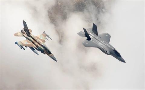 Israel bao cao F-35 tan cong san bay Syria gan S-400