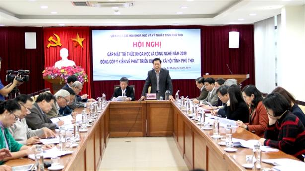 Tỉnh xác định LHH Phú Thọ là một cơ quan ngang Sở