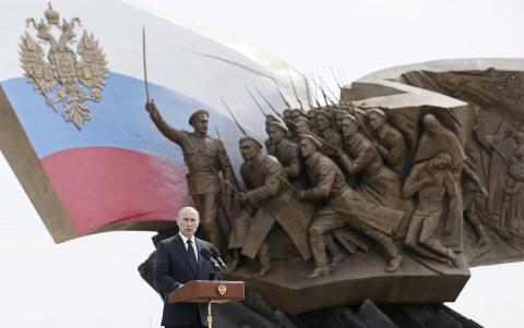 EU do loi Lien Xo gay The chien: Ong Putin noi thang