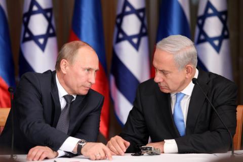 DeIsrael khong kich Iran: Doc chieu cua Moscow