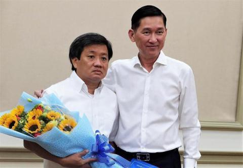 Ong Doan Ngoc Hai thoi viec: Cho giai quyet che do