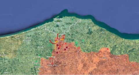 Libya ruc lua: LNA chiem nam Tripoli, GNA phu nhan