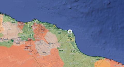 Chien su Libya: LNA danh thang vao 'trai tim' GNA