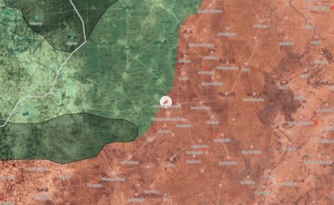 Khong quan Nga te liet, SAA be tac o Idlib