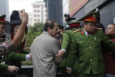 Haicuu Bo truong chinh thuc hau toa