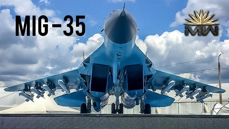 Theo Sputnik, Tập đoàn sản xuất máy bay thống nhất (UAC), công ty mẹ của tập đoàn MiG, tạo ra phiên bản xuất khẩu cho máy bay chiến đấu MiG-35 với buồng lái mới. \