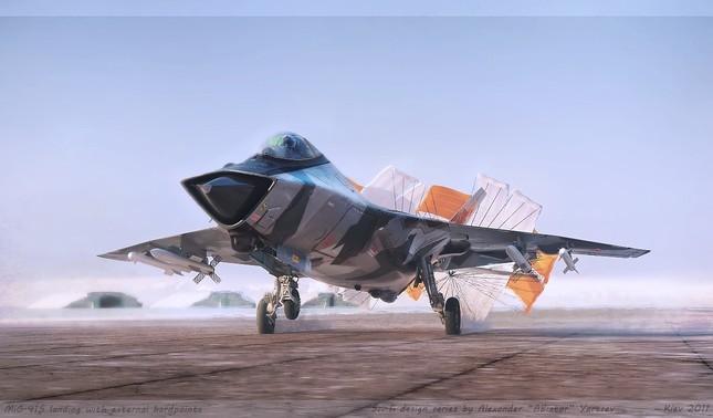 Nhận định trên được tờ RIA của Nga dẫn lại từ bài viết trên tạp chí Defense News, Mỹ và đồng minh hiện đang đứng ngồi không yên vì có những thông tin chứng tỏ Nga đang tiếp tục thực hiện dự án máy bay MiG-41 với nhiều cải tiến so với trước đó.