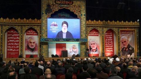 Bo truong Israel: Thu linh Hezbollah se chung so phan voi Soleimani