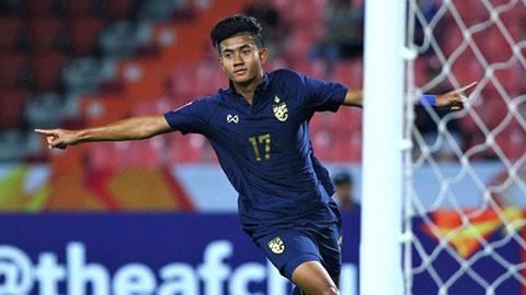 Thai Lantien thangvong trong: U23 Viet Nam hoc gi?