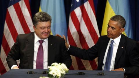 Ukraine doi kien ong Obama, Biden giua bao luan toi ong Trump