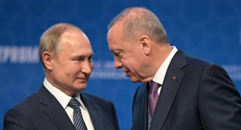 Ong Erdogan: Van bai Libya gio la cua ong Putin