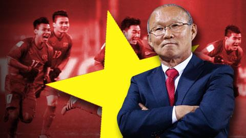 U23 Viet Nam that bai do ong Park khong thay doi?