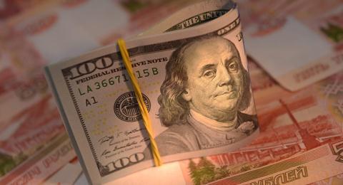 Nga âm thầm tăng mua trái phiếu Mỹ
