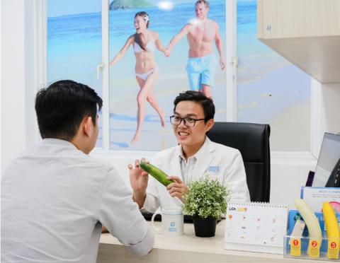 Di massage va oral sex, thanh nien nhiem benh the ky