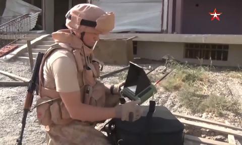 Cap robot Nga khien doi phuong lo dien