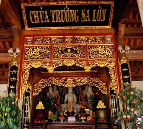 Vang vong tieng chuong chua giua Truong Sa
