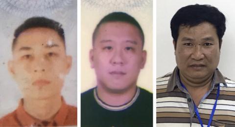 Vu Nhat Cuong: Khoi to tiep 4 doi tuong
