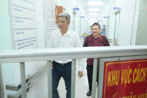 Hai nguoi Trung Quoc nhiem virus corona dieu tri tai TP.HCM
