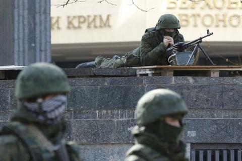 Ukraine dung linh danh thue nuoc ngoaidoa tan cong Crimea?