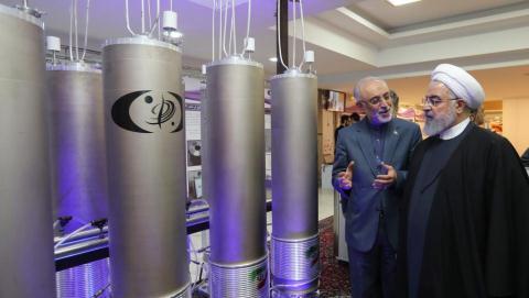 Iran khong phu nhan tham vong vu khi hat nhan