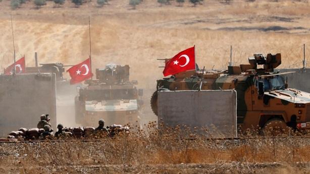Nguy khốn, Thổ Nhĩ Kỳ đưa 500 quân vào Idlib
