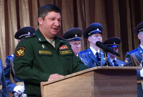Interfax: Phó Tổng Tham mưu trưởng Nga bị bắt