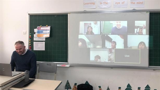 Sunshine Maple Bear dạy trực tuyến tại nhà phòng Corona