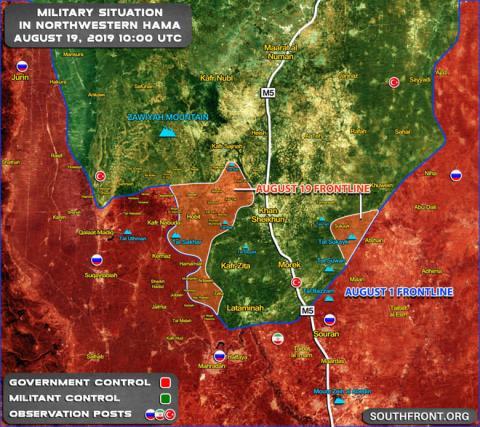 Quyet tam chien luoc trong 'Dawn in Idlib': M5 va M4