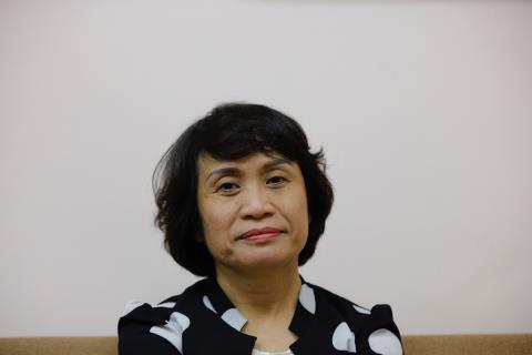 PGS.TS Le Thi Quynh Mai: Quy VINIF - su co mat dung luc