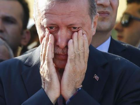 """""""Thổ Nhĩ Kỳ phải ném bom Damascus!..."""""""