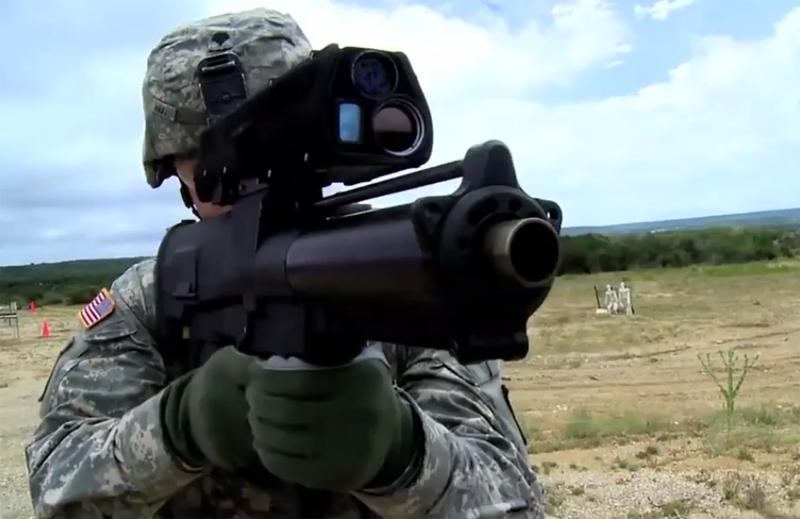 Theo nhà sản xuất Công ty ATK của Mỹ và hãng Heckler&Koch của Đức, XM25 loại súng được thiết kế để dùng đạn thông minh dẫn đường bằng laser.