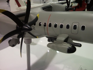 ATR-72 ASW được thiết kế nhằm thực hiện nhiệm vụ chống tàu ngầm, tàu nổi. Nó đồng thời có thể được triển khai để tuần thám biển, tìm kiếm định vị tàu ngầm và trong các hoạt động cứu hộ, cứu nạn.