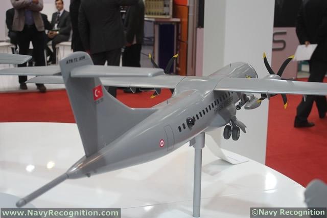 Về vũ khí trang bị của ATR-72 ASW gồm tên lửa chống hạm và ngư lôi, 2 mấu treo bên thân máy bay có thể mang ngư lôi chống ngầm. ATR-72 ASW còn được tích hợp hệ thống thả phao thủy âm và thiết bị tính toán vị trí thả vũ khí chống ngầm. Các loại ngư lôi thế hệ mới như Mk 54, Mk 46 cũng có thể trang bị cho loại máy bay này.