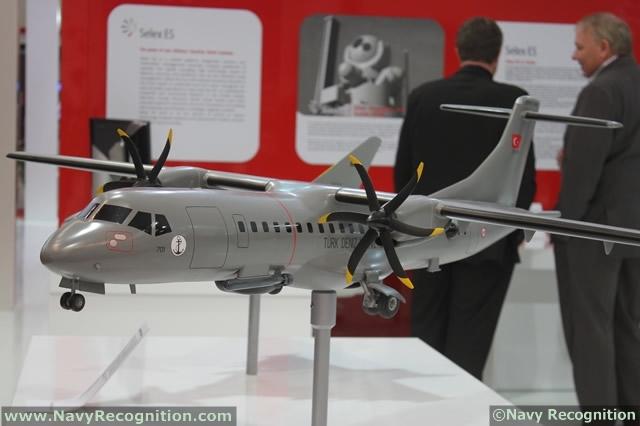 Theo những thông tin được công khai, ATR-72 ASW được trang bị buồng lái hiển thị đa năng (glass cockpit) và hệ thống điều khiển bay kỹ thuật số. Trong buồng lái có 5 màn hình LCD cỡ lớn, 1 hệ thống kiểm soát bay tự động, hệ thống quản lý bay FMS220 và 1 máy tính đa nhiệm...