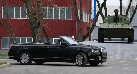 Rolls-Royce cua nguoi Nga: Dan choi Viet che toi ta