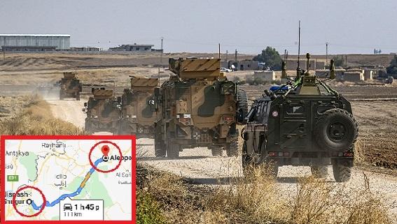 Phiến quân chặn M4, Quân cảnh Nga-Thổ buộc phải lùi bước