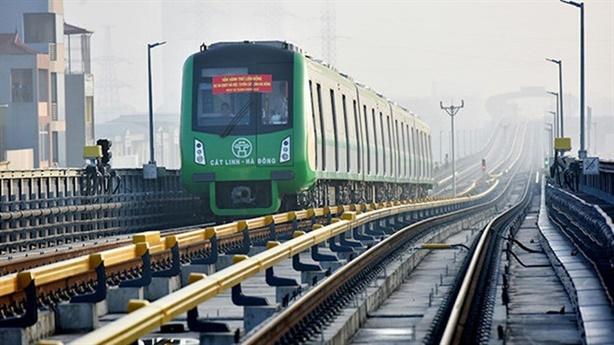 Đường sắt Cát Linh - Hà Đông chờ điều gì để vận hành?