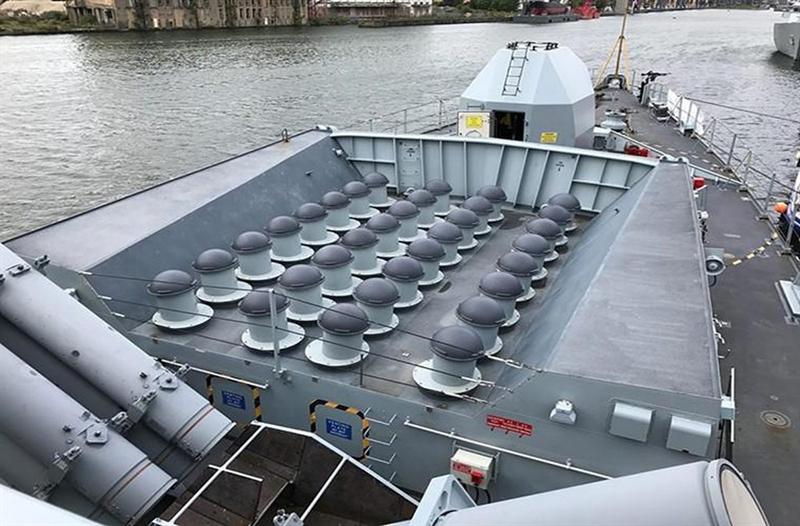 Theo USNI News, so với vụ phóng trước đó, lần thử nghiệm này vẫn do chiến hạm Type 23 HMS Argyll thực hiện. Vụ thử đã thành công khi đạn tên lửa của hệ thống Sea Ceptor diệt gọn mục tiêu siêu thanh đang lao đến.