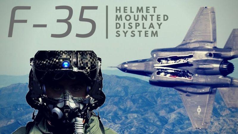 Đặc biệt, chiếc mũ có giá gần 1 triệu USD của phi công F-35C bị tố có thể khiến phi công gãy cổ khi máy bay cất cánh. Nghi ngờ xuất hiện khi sau khi Mỹ cho công bố một số đoạn video gây sốc về tiêm kích F-35C khi thực hiện cất cánh trên tàu sân bay. Khi quan sát hình ảnh được công bố có thể thấy chiếc mũ cồng kềnh trong khoang lái hẹp khiến anh này đập đầu vào phần sau ghế phóng, va vào trần buồng lái và phần kính của chiếc mũ bị hất ngược lại phía sau.