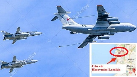 Thỏa thuận Idlib hết hạn, Su-24 từ Nga bay thẳng sang Syria